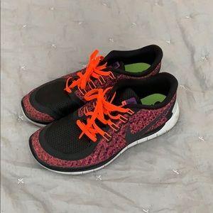 Nike free 5.0 size 10